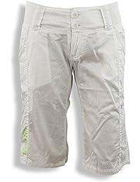 Bench Short/Bermuda Ribstar, blanc - blanc, 26