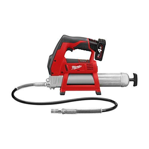 Pompe à graisse MILWAUKEE M12 GG-401B 12V 4.0Ah 4933441675