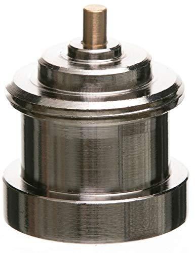 Eurotronic 700 100 007 Metalladapter für elektronische Heizkörperthermostate, Metall