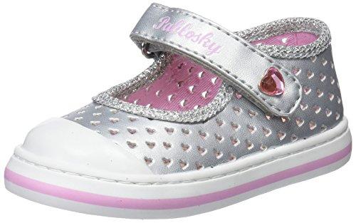 Bonjour Kitty Hk Karmen, Chaussures Filles, Blanc (blanc / Rose 23), 23 Eu