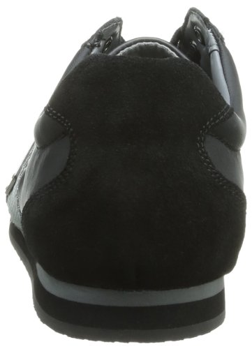 Calvin Klein Gary, Baskets mode homme Noir (Bhp)