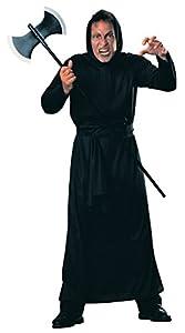 Disfraz de verdugo tenebroso para Halloween, talla única adultos (Rubie