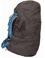LOWLAND OUTDOOR® Raincover Flightbag - Funda protectora para mochila - Para mochilas de hasta 85