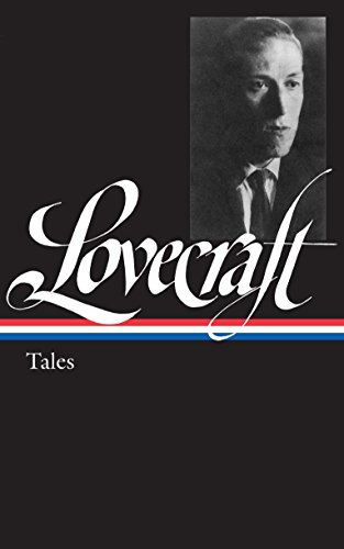 H. P. Lovecraft: Tales (LOA #155) (Library of America) - 155 Single