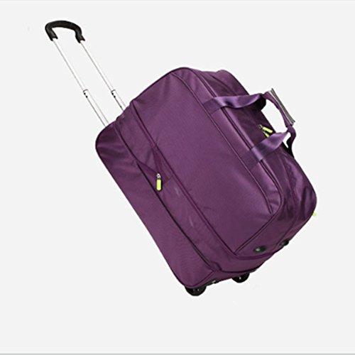 Trolley Reisetasche Weibliche Handtasche Männlichen Kurzstrecken-Große Kapazität Tasche Licht Männer - Für Shouder Mann Tasche