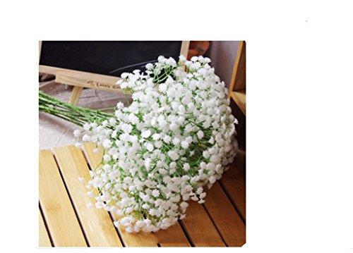 Glassgow Silk Künstliche Baby Breath Gypsophila Blume Hochzeit Home Decor Geschenk - Blume Home Decor