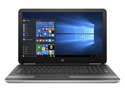 HP Pavilion 15-AU006TX 15.6-inch Laptop (Core i5 6200U/8 GB/1TB/Windows 10 Home/4GB Graphics), Natural Silver