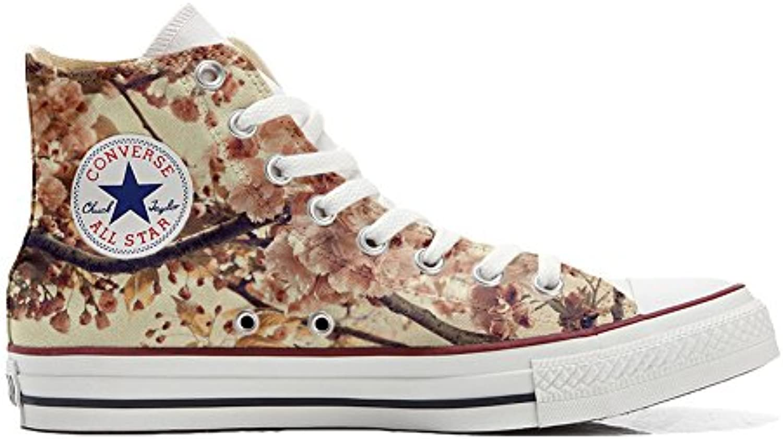 Converse All Star personalisierte Schuhe (Handwerk Produkt) Autumn Texture