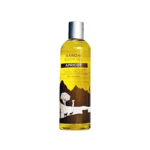 Apricot Body Oil (100% Natural, Non-Sticky & Aromatic, 100 ml)