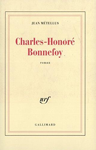 Charles-Honor Bonnefoy