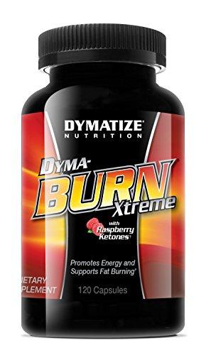 Dyma-Burn Xtreme EPX 200 - 120 caps - 41843mhswNL