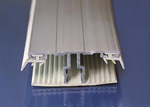 Schraubprofil für Hohlkammerplatten