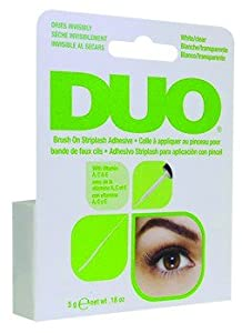 Ardell Lash Adhesive - Duo Brush-On 7.5 ml (Pack of 2)