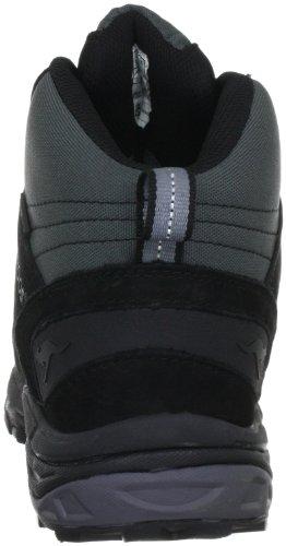 KangaROOS Mont 3171A, Chaussures de randonnée mixte adulte Noir-TR-H1-84