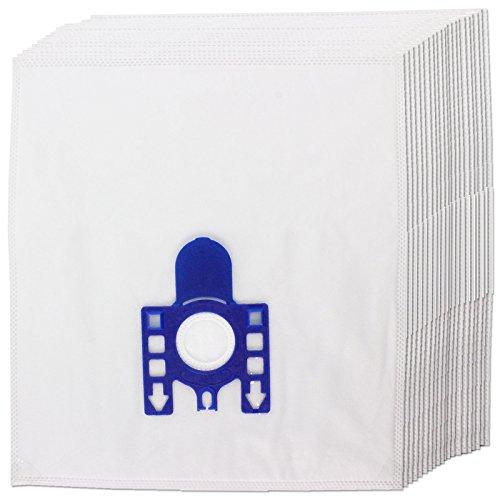 Vacuum Filter Bag Box (spares2go GN Typ Staubsaugerbeutel für Miele TT5000S5210S5211S5261Cat & Dog Staubsauger (4, 8, 12oder 20Tasche + Filter + Lufterfrischer) 20 Bags)
