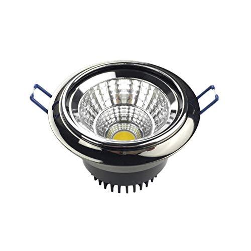 TiooDre 3W LED Strahler Einbau COB-Deckenleuchte Spot-Licht-Ausgangsdekoration Lampen