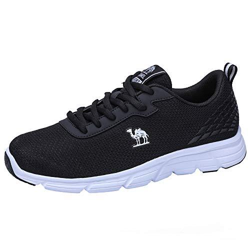 aufschuhe Fitness Gym Freizeitschuhe Air Sportschuhe Atmungsaktives Mesh Turnschuhe Ultraleicht Sneakers Für Männer ()