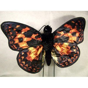 Sunny Toys NP8245 14 In. Butterfly - Butterfly Painted Lady, Animal Puppet by Sunny toys