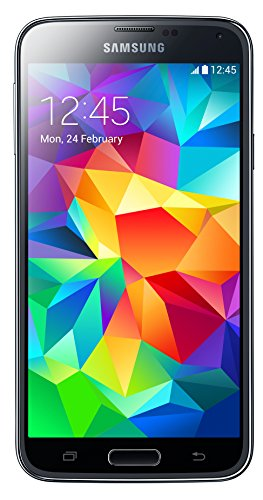 Samsung Galaxy S5 (Charcoal Black, 16GB)