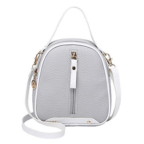 OIKAY Mode Damen Tasche Handtasche Schultertasche Umhängetasche Mode Neue Handtasche Frauen Umhängetasche Schultertasche Strand Elegant Tasche Mädchen 0605@027