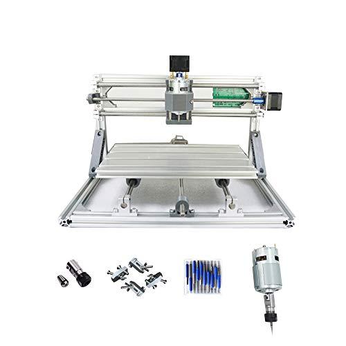 CNC máquina grabado 3018para grabado PCB fresadora