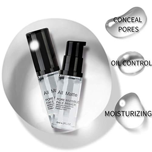 Symeas Visage Pores Hydratant Maquillage Base Primer Liquide Hydratant Naturel Blanchiment Maquillage Longue Durée