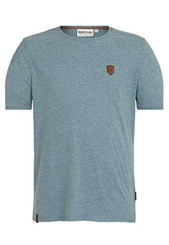Naketano Male T-Shirt Italienischer Hengst Stormy...