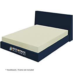 Best Price Mattress 6-inch Memory Foam Mattress, Twin By Best Price Mattress