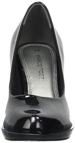 Marco Tozzi 22409, Escarpins Femme Noir (Black 001)
