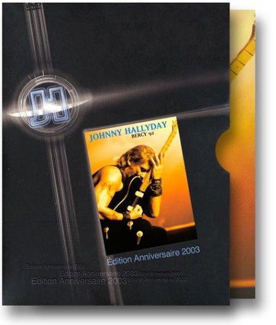 Bild von Hallyday, Johnny - Bercy 92 [Édition Anniversaire 2003]