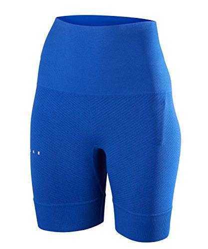 FALKE Damen Running Short Tights Light Women Sporthose, Yve, M (Womens Tight Short)