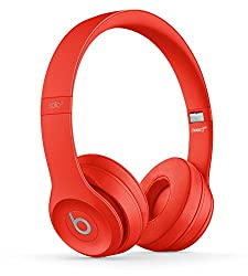 Beats By Dr. Dre Solo3 Wireless On-ear Headphones - (Product) Red