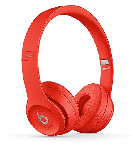 Beats Solo3 Wireless On-Ear Headphones - Rosso