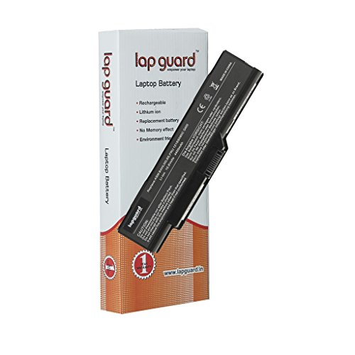 Lapguard 6 cell Replacement Laptop Battery For Lenovo 3000 G410 2049 Black  available at amazon for Rs.1799