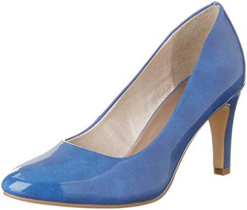 Tamaris Damen 22465 Pumps Blau (royal 838)