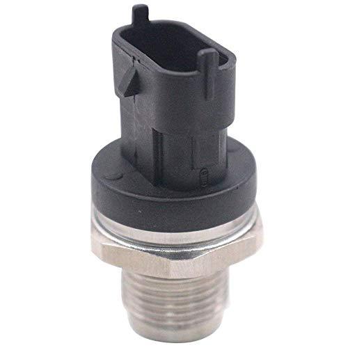 Noblik Kraftstoff Verteiler Rohr Druck Sensor 0281002706 Fuer Cummins (Druck-rohre)