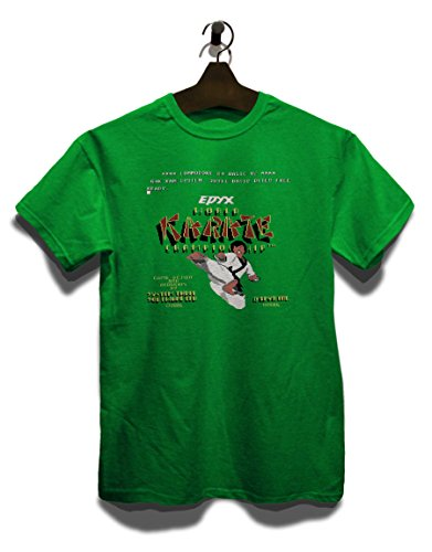 World Karate Championship T-Shirt Grün