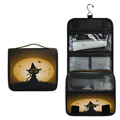 Animal Multifunction Portable Makeup Storage Bag Travel Hanging Organizer Bag for Women ()