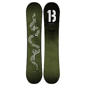 Burton Herren Freestyle Snowboard Descendant 158W 2019