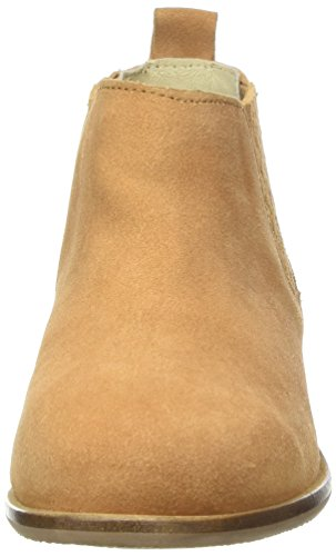 Coolway Nigel, Bottes Chelsea courtes, doublure froide femme Marron - Braun (CUE)