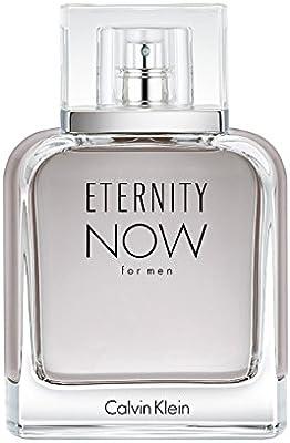 CALVIN KLEIN ETERNITY NOW MEN agua de tocador vaporizador 100 ml