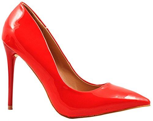 Elara - Scarpe con cinturino alla caviglia Donna Rot Paris