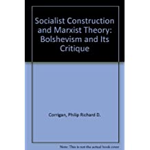 Socialist Construction by Philip Corrigan (1978-11-27)