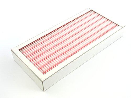 r für Pluggit AP310 Pleat Filter ca. 410x160x48mm F7 - Filter im Kartonrahmen Zuluftfilter Abluft Filter Ersatzfilter Feinfilter 160 x 410 x 48 mm F7 (Kartonrahmen)