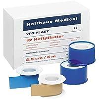 Holthaus Medical YPSIPLAST® Heftpflaster Rollenpflaster Pflaster Wundpflaster, wasserfest, 2,5cmx5m preisvergleich bei billige-tabletten.eu