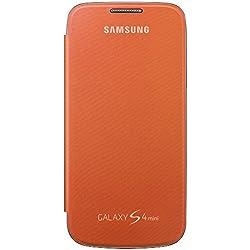 Samsung Original EF-FI919BOEG Etui à rabat pour Samsung Galaxy S4 Mini