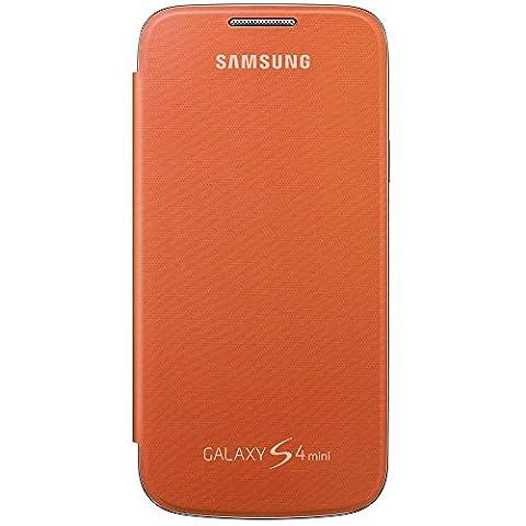 Samsung Galaxy S4 Mini - Samsung Original EF-FI919BOEG Etui à rabat pour