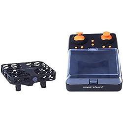 Juguetrónica Micro Racing, Mini Drone de Carreras con Control absoluto para Principiantes (JUG0277)