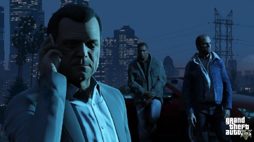 Grand Theft Auto V – [PlayStation 3] - 20