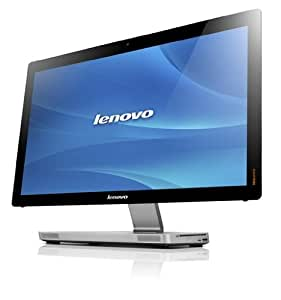 """Lenovo IdeaCentre A730 Ordinateur de bureau Tout-en-Un Tactile 27"""" (Intel Core i7, Disque dur 1 To, 8Go, Nvidia Geforce GT 740 2G Windows 8.1)"""